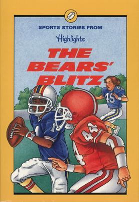 Image for BEARS' BLITZ SPORTS STORIES FROM