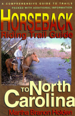 Image for Horseback Riding Trail Guide to North Carolina