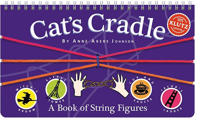 Image for Cats Cradle : A Book of String Figures