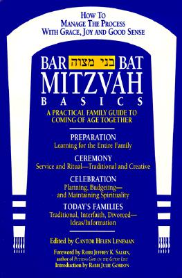 Image for Bar/Bat Mitzvah Basics: A Practical Family Guide to Coming of Age Together