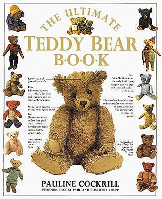 Image for TEDDY BEAR BOOK