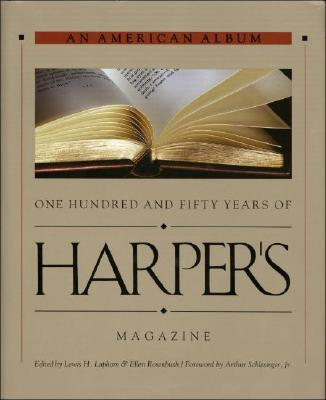 Image for An American Album: One Hundred and Fifty Years of Harper's Magazine