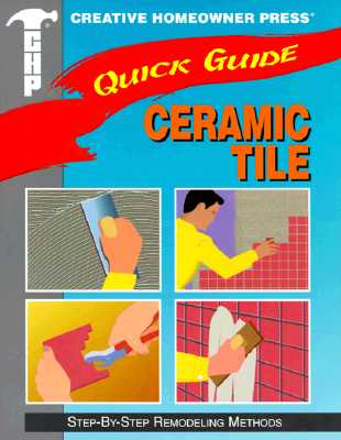 Ceramic Tile (Quick Guide), Barrett, James