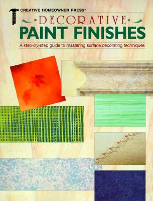 Image for DECORATIVE PAINT FINISHES