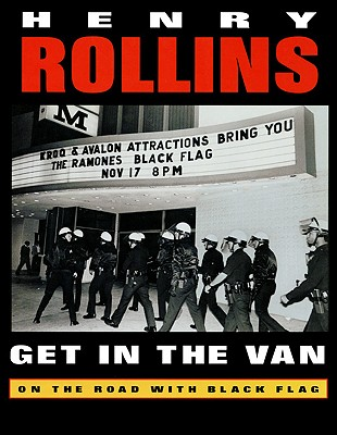 Image for Get in the Van: On the Road with Black Flag