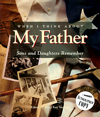 Image for When I Think about My Father: Sons and Daughters Remember