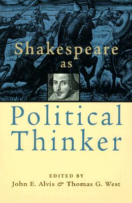 Image for Shakespeare As Political Thinker