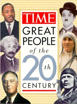 Image for Great People of the 20th Century