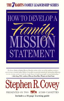 Image for How to Develop A Family Mission Statement