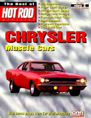 Image for Chrysler Muscle Cars (Best of Hot Rods)
