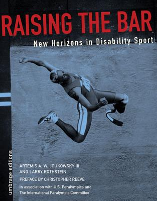 Image for RAISING THE BAR : NEW HORIZONS IN DISABI