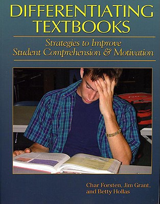 Image for Differentiating Textbooks: Strategies to Improve Student Comprehension and Motivation