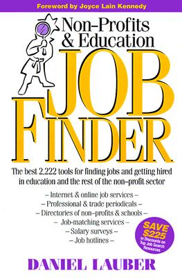 Image for NON-PROFITS & EDUCATION JOB FINDER