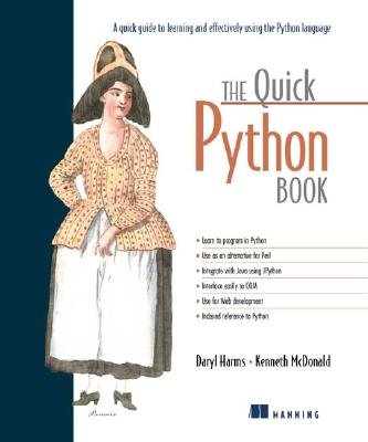 Image for Quick Python Book