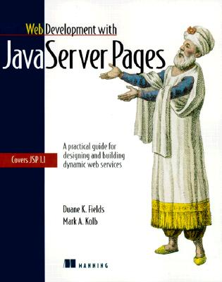 Image for Web Development with Java Server Pages