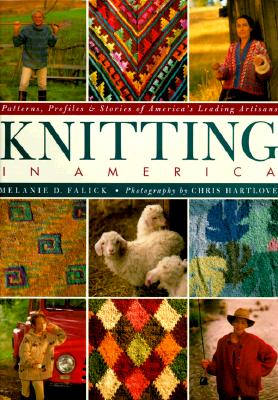 Image for KNITTING IN AMERICA