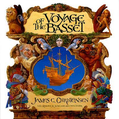 Voyage of the Basset, ALAN DEAN FOSTER, RENWICK ST. JAMES, JAMES C. CHRISTENSEN