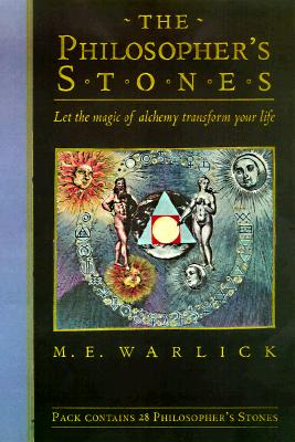 Image for The Philosopher's Stones - Let the Magic of Alchemy Transform Your Life (Book + Stones in Pouch)