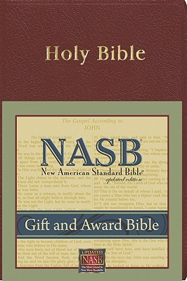Image for New American Standard Gift & Award Bible; Black Imitation Leather