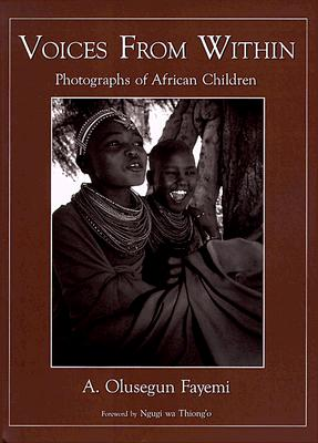 Image for VOICES FROM WITHIN : PHOTOGRAPHS OF AFRI