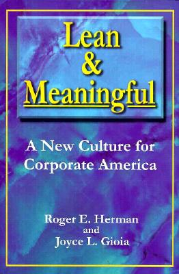 Image for LEAN & MEANINGFUL - HC-OP