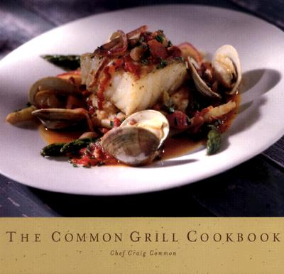 Image for Common Grill Cookbook