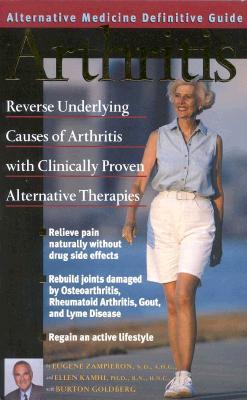 Image for Arthritis : An Alternative Medicine Definitive Guide