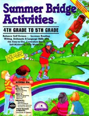 Image for Summer Bridge Activities: 4th Grade to 5th Grade