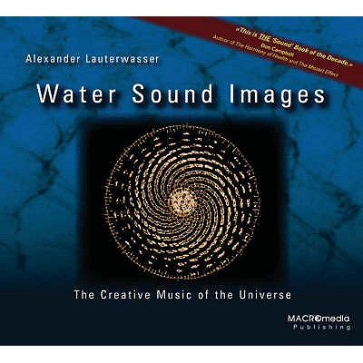 Image for Water Sound Images: The Creative Music of the Universe