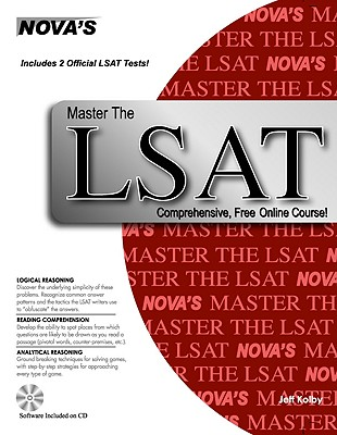 Image for Master the LSAT Includes 2 Official LSATs!