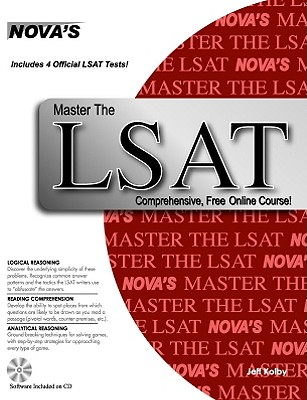 Image for Master the LSAT Includes 4 Official LSATs! (Nova's Master the LSAT)