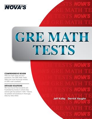 Image for GRE Math Tests
