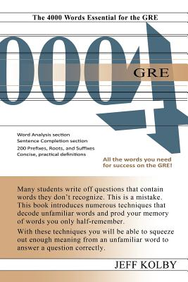 Image for GRE 4000