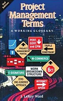 Image for Project Management Terms: A Working Glossary, Second Edition