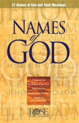 Image for Names of God