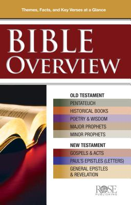 Image for Bible Overview (pamphlet)