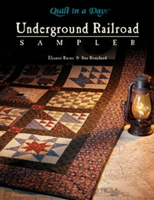 Underground Railroad Sampler, Eleanor Burns