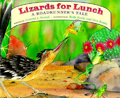 Image for Lizards for Lunch: A Roadrunners Tale