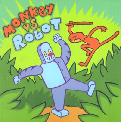 Monkey vs. Robot, Kochalka, James