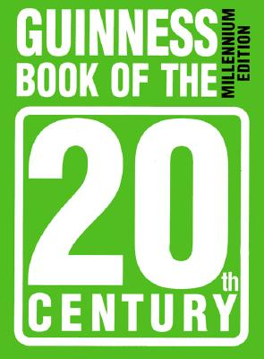 Image for Guinness Book of the 20th Century
