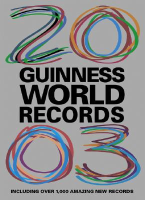 Image for Guinness World Records 2003