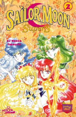Sailor Moon Supers, Vol. 2, Naoko Takeuchi, Stu Levy, Joel Baral