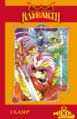Image for Magic Knight Rayearth: Vol. IV