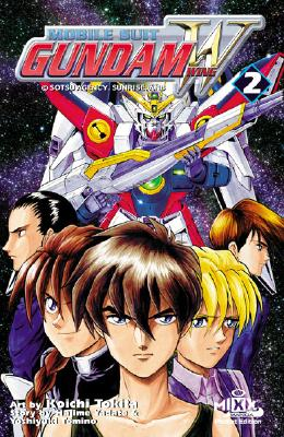 Image for Mobile Suit Gundam Wing