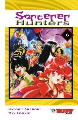Image for SORCERER HUNTERS 6