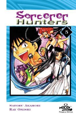 Image for SORCERER HUNTERS 5