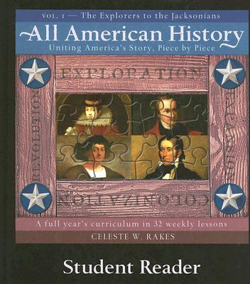Image for All American History Vol. 1 Student Reader
