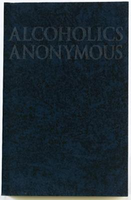 Image for Alcoholics Anonymous - Big Book 4th Edition