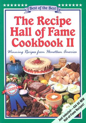 Image for RECIPE HALL OF FAME COOKBOOK II : BEST O