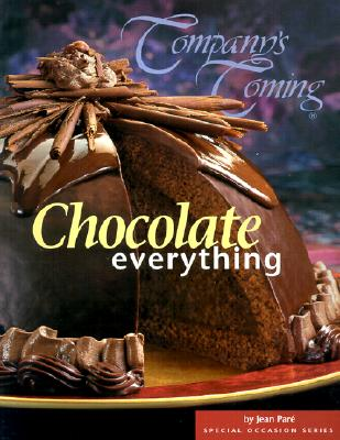 Image for Chocolate Everything (Company's Coming)